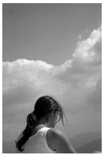 1995 - la fille aux cieux
