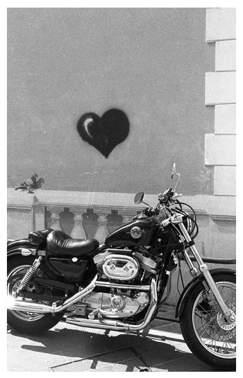 2000 - Harley du cœur