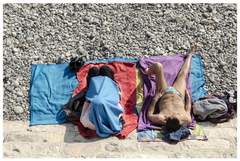 Dessous de plage - 8283