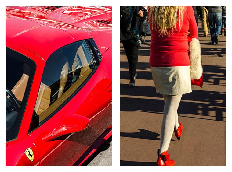 Rouge Ferrari